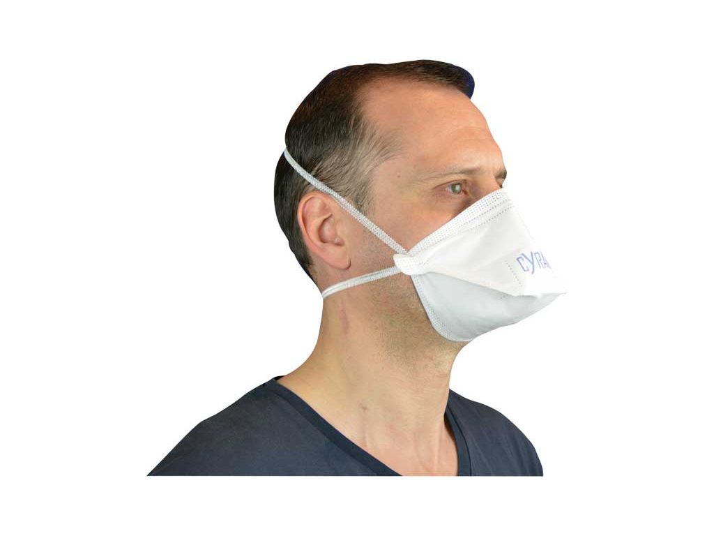 masque respiratoire medical ffp3