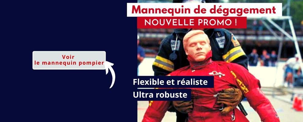 Mannequin Rescue Randy dès 1230€ HT