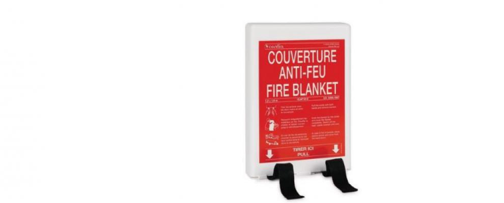 Comment utiliser une couverture anti-feu ?