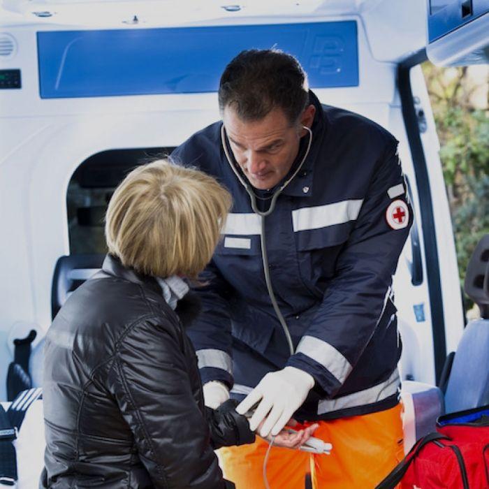 Matériel ambulance